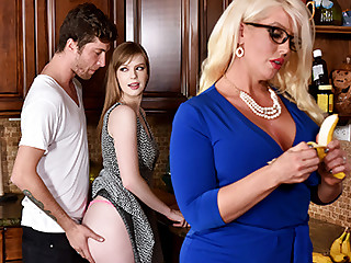 Aggresive abusive brutal forced milf sex