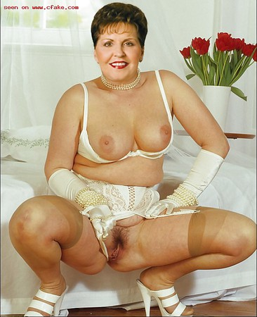 naked woman of europe