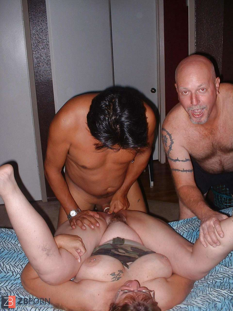 husbend rents wife to clack cock